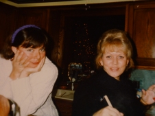 In the kitchen with Gail