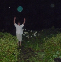 jamie and the green orb