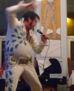 Elvis lives