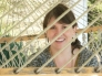 katie in the hammock