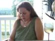 lisa, contemplating