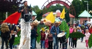 Earth Day parade