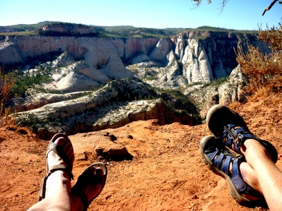 table for two observation point lunch