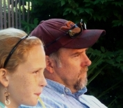 father, daughter